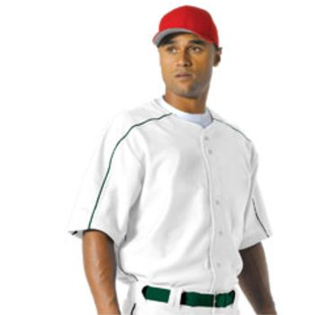 Men's Warp Knit Baseball Jersey Thumbnail