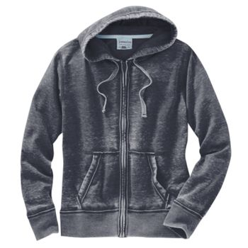 Adult Vintage Zen Full-Zip Fleece Hood Thumbnail