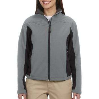 Ladies' Soft Shell Colorblock Jacket Thumbnail
