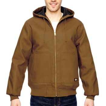 Men's 10 oz. Hooded Duck Jacket Thumbnail