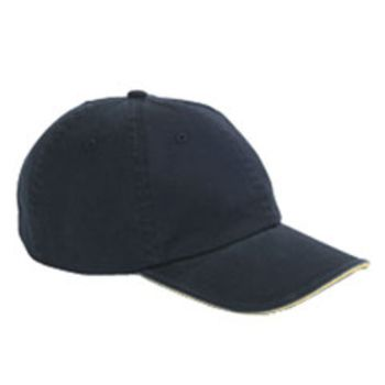 Washed Twill Sandwich Cap Thumbnail