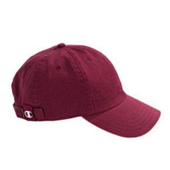 Brushed Cotton 6-Panel Cap Thumbnail