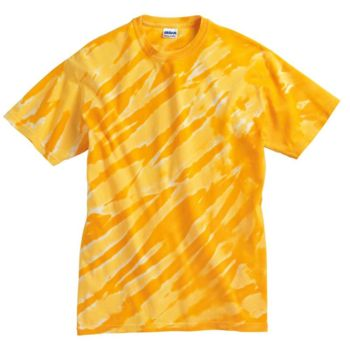 Youth One Color Tiger Stripe T-Shirt Thumbnail