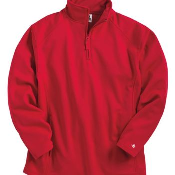 BT5 Performance Fleece Quarter-Zip Pullover Thumbnail