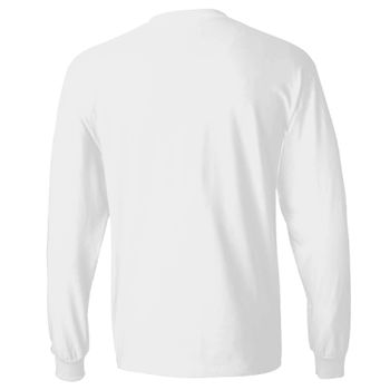 Beefy T ® 100% Cotton Long Sleeve T Shirt Thumbnail
