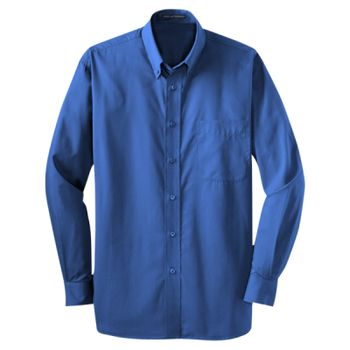 Tonal Pattern Easy Care Shirt Thumbnail