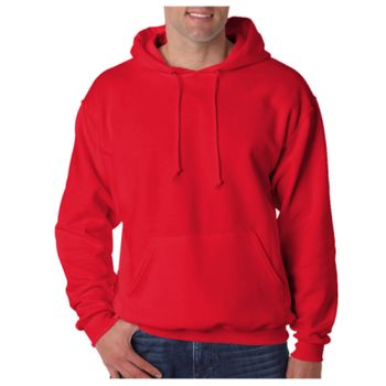 Adult 9.5 oz. Super Sweats® NuBlend® Fleece Pullover Hood Thumbnail