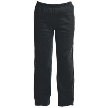 Jerzees Girls 8 oz 50//50 NuBlend Open-Bottom Sweatpants 974Y