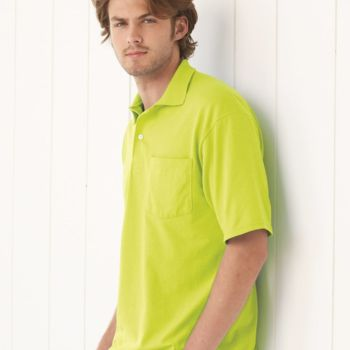 SpotShield™ 50/50 Sport Shirt with Pocket Thumbnail