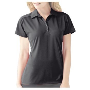 Dri-Power Sport Women's Closed Hole Mesh Sport Shirt Thumbnail