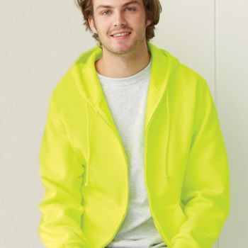 NuBlend Full-Zip Hooded Sweatshirt Thumbnail