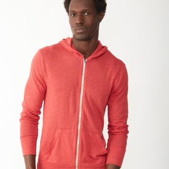 Eco-Jersey Hooded Full-Zip Thumbnail
