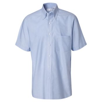 Short Sleeve Oxford Shirt Thumbnail