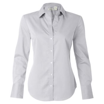 Women's Pure Finish Cotton Shirt Thumbnail
