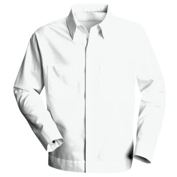 Button-Front Shirt Jacket Thumbnail