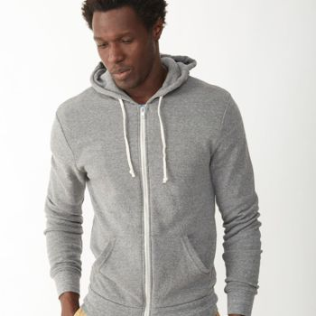 Eco-Fleece™ Rocky Hooded Full-Zip Sweatshirt Thumbnail