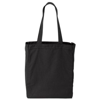 10 Ounce Gusseted Cotton Canvas Tote Thumbnail