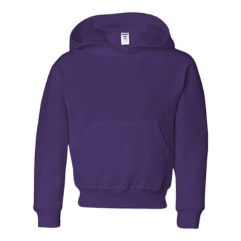 NuBlend Youth Hooded Sweatshirt Thumbnail