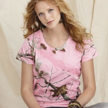 Women's Realtree® Camo Tee Thumbnail