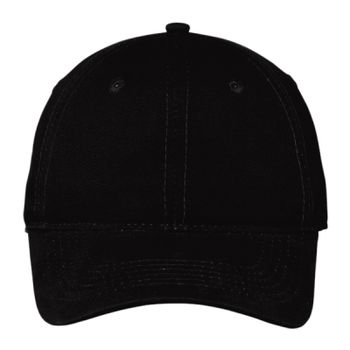Soft Brushed Canvas Cap Thumbnail