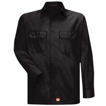 Long Sleeve Solid Ripstop Shirt Thumbnail