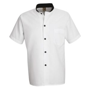 Black Trim Cook Shirt Thumbnail
