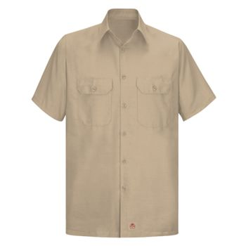 Ripstop Short Sleeve Work Shirt Thumbnail