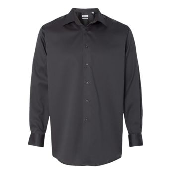 Non-Iron Micro Pincord Long Sleeve Shirt Thumbnail