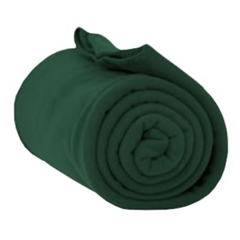Alpine Fleece Throw Blanket Thumbnail