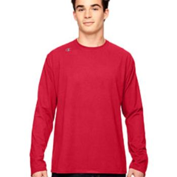 Vapor® Cotton Long-Sleeve T-Shirt Thumbnail