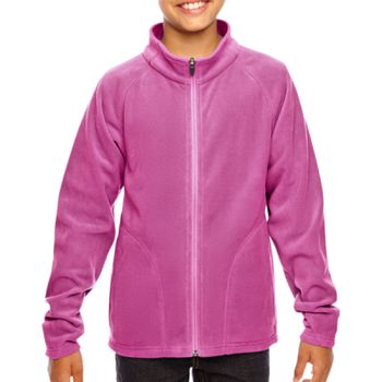 Youth Campus Microfleece Jacket Thumbnail