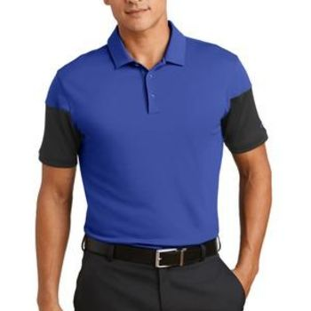 Dri FIT Sleeve Colorblock Modern Fit Polo Thumbnail