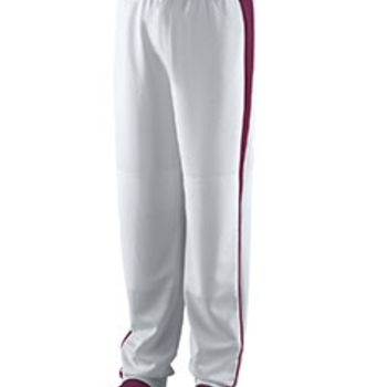 Youth Polyester Relaxed Fit Baseball Pant Thumbnail