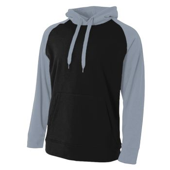 Youth Color Block Tech Fleece Hoodie Thumbnail