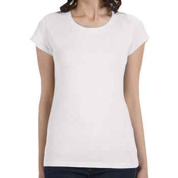 Women's Sheer Jersey T-Shirt Thumbnail