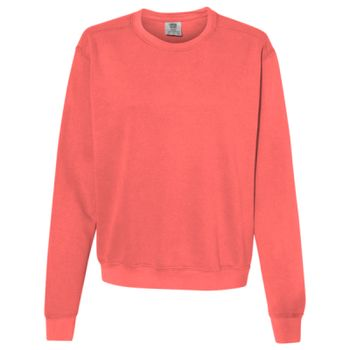 Garment-Dyed Women's Sweatshirt Thumbnail