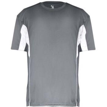 3421d6c9 Badger B-Core Youth Drive Short Sleeve T-Shirt 2147