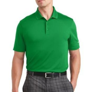 Dri FIT Players Polo with Flat Knit Collar Thumbnail