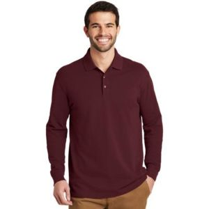 EZCotton ™ Long Sleeve Polo Thumbnail