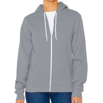 Unisex Flex Fleece Zip Hoodie Thumbnail