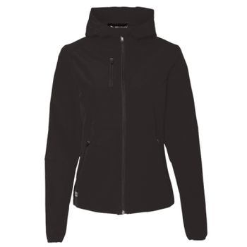 Women's Ascent Soft Shell Hooded Jacket Thumbnail