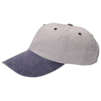Pigment Dyed Cotton Twill Cap Thumbnail