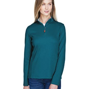 Ladies' DRYTEC20™ Performance Quarter-Zip Thumbnail