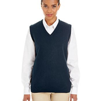 Ladies' Pilbloc™ V-Neck Sweater Vest Thumbnail