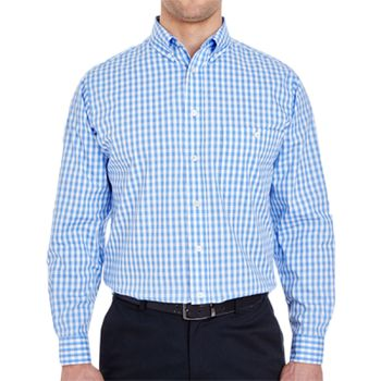 Men's Medium-Check Woven Thumbnail