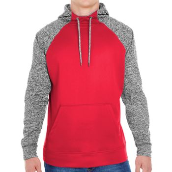 Adult Colorblock Cosmic Pullover Hood Thumbnail