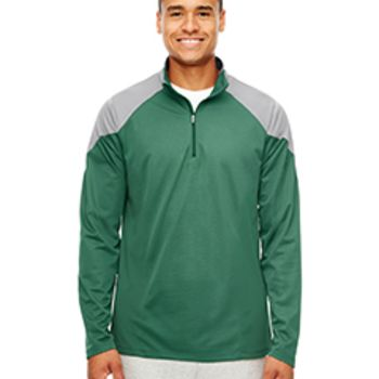 Men's Command Colorblock Snag Protection Quarter-Zip Thumbnail