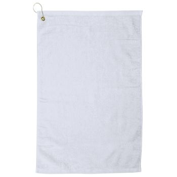 Platinum Collection Golf Towel Thumbnail