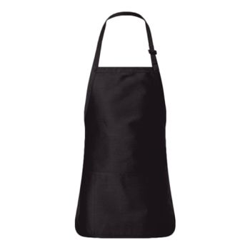 Full Length Apron with Pouch Thumbnail