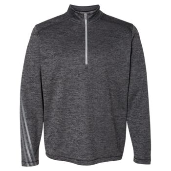 Brushed Terry Heather Quarter-Zip Thumbnail